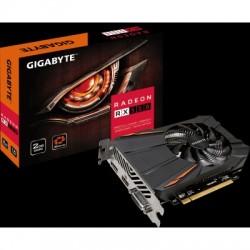 B-WARE GIGABYTE RX550 2GB DDR5 GV-RX550D5-2GD