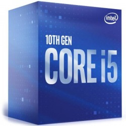Intel Core i5-10400F 2900MHz 12MB LGA1200 Box (BX8070110400F)