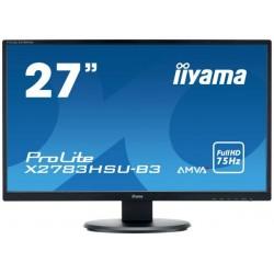 "iiyama 27"" ProLite X2783HSU-B3 LED"