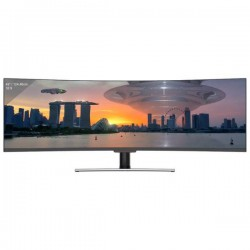 "LC Power 49"" LC-M49-DFHD-144-C LED Curved"