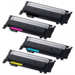 Kompatibler Toner zu Samsung CLT-M404S magenta