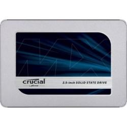 1TB Crucial SSD 2,5 SATA MX500 meghajtó (CT1000MX500SSD1)