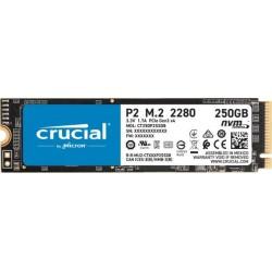 Crucial 250GB M.2 2280 NVMe P2 Series CT250P2SSD8