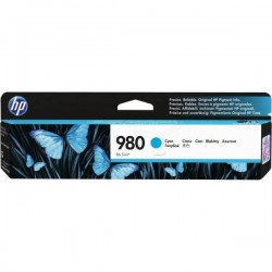 HP D8J07A (980) Cyan