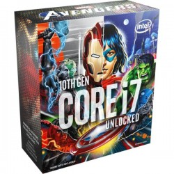 Intel Core i7-10700K 3800MHz 16MB LGA1200 Box - Marvel Avenger Edition