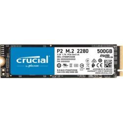 Crucial 500GB M.2 2280 NVMe P2 Series CT500P2SSD8