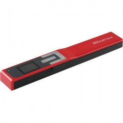 IRIS Can Book 5 Scanner Red (458740)