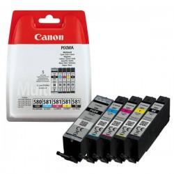 Canon CLI-581/PGI-580 Multi Color Pack (2078C005)