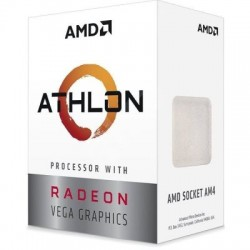 AMD Athlon 200GE, 2x 3.20GHz, boxed (YD200GC6FBBOX)