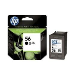 HP Druckkopf mit Tinte Nr 56 schwarz 19ml (C6656AE)