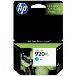 HP Tinte Nr 920 XL cyan (CD972AE)