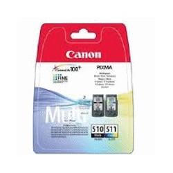 Canon PG-510/CL-511 Tinte schwarz/farbig (2970B010)
