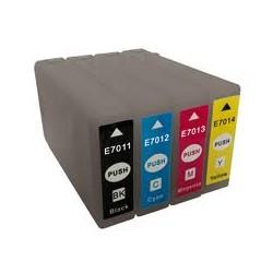 T7013 ezPrint magenta kompatible Patrone