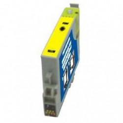 Kompatible Tinte zu Epson 18XL gelb hohe Kapazität T1814