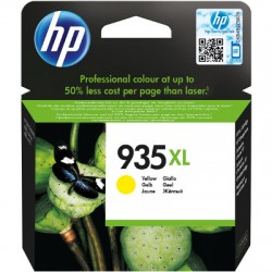 HP Tinte Nr 935 XL gelb (C2P26AE)