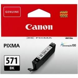 Canon CLI-571BK Tinte schwarz (0385C001)