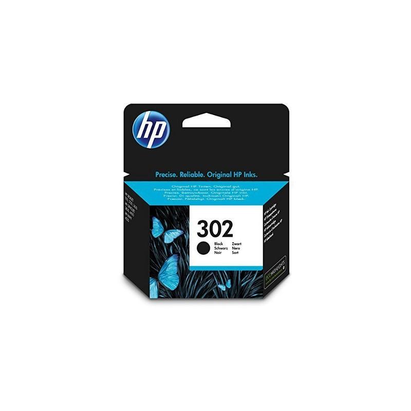 HP Druckkopf mit Tinte Nr 302 schwarz (F6U66AE)
