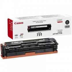 Canon Cartridge 731BK Toner schwarz (6272B002)