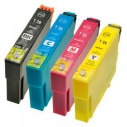 Kompatible Tinte zu Epson 29 XL gelb T2994