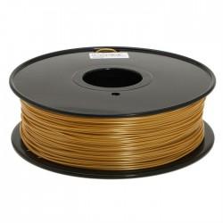 PLA Filament 1000g 1.75mm gold