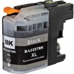 Kompatible Tinte zu Brother LC227XL BK schwarz