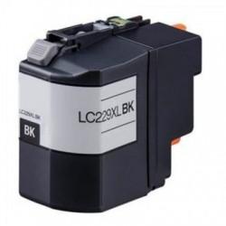 Kompatible Tinte zu Brother LC229XL BK Tinte schwarz