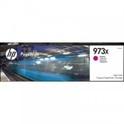 HP 973X Tinte magenta (F6T82AE)