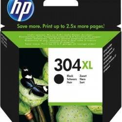 HP 304 XL Druckkopf mit Tinte schwarz (N9K08AE)