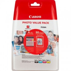 Canon CLI-581 XL Photo Value Pack (2052C004)