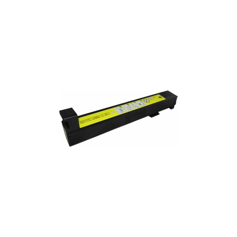 Kompatibler Toner zu HP 827A gelb CF302A 32K