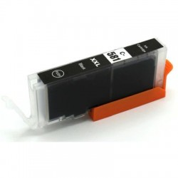 Kompatible Tinte zu Canon CLI-581BK XXL schwarz