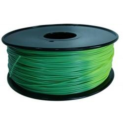 3D Filament 1,75 mm PLA Tempshift grün zu gelb 1000g 1kg