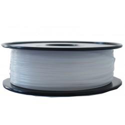3D filament 1,75 mm POM weiß 1000g 1kg