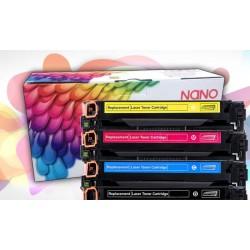 Kompatibler Toner zu HP 126A/Canon 729 Rainbow Kit