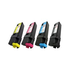 Kompatibler Toner zu Epson 0627-0630 Rainbow Kit