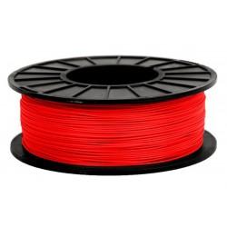 3D filament 1,75 mm TPU+TPE rubber gummi rot 1000g 1kg