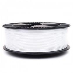 3D Filament 1,75 mm SOFT-PLA 1000g 1kg weiß