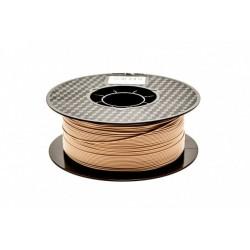 3D filament 1,75 mm Wood+PLA Compound braun 800g