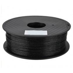 3D Filament 1,75 mm PLA funkelnd twinkling schwarz 1000g  1kg