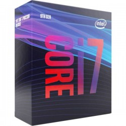 Intel Core i7-9700, 8x 3.00GHz, boxed (BX80684I79700)