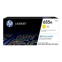 HP Toner 655A gelb (CF452A)