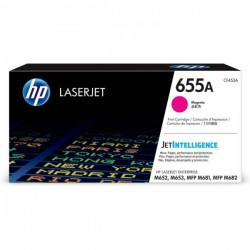 HP Toner 655A magenta (CF453A)