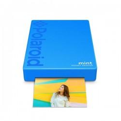Polaroid Mint ZINK Pocket Printer, blau (POLMP02BL)