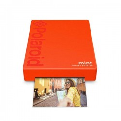 Polaroid Mint ZINK Pocket Printer, rot (POLMP02R)