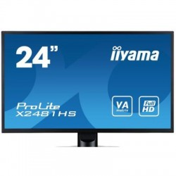 iiyama ProLite X2481HS-B1, 23.6